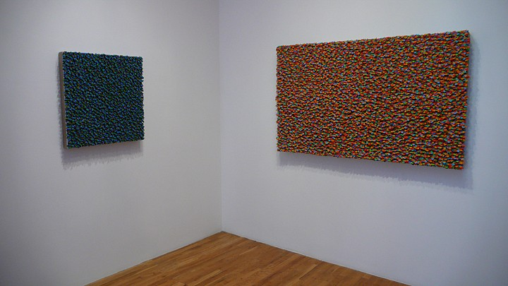 Robert Sagerman - On and On - Installation View
